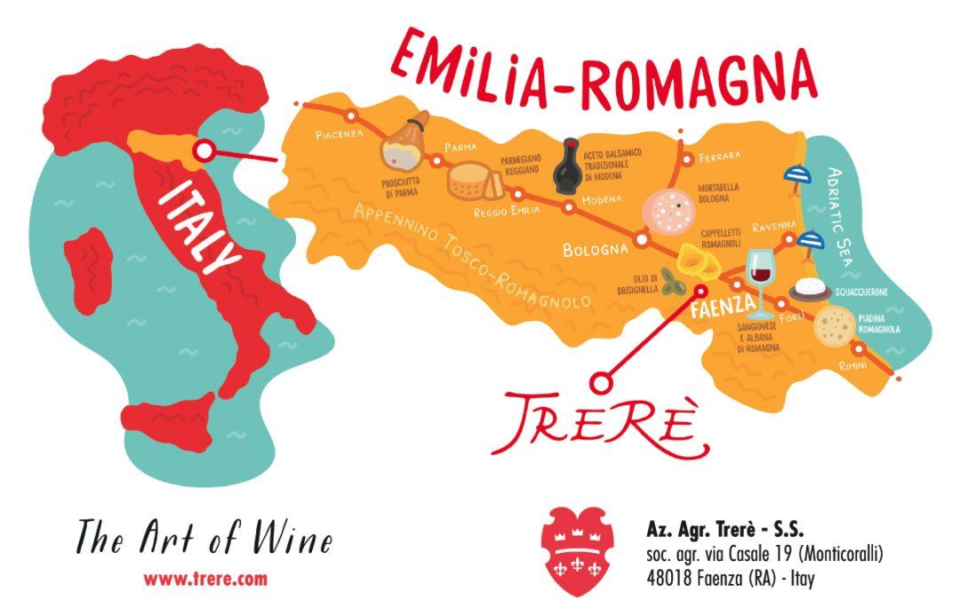 Emilia Romagna : la nostra Terra