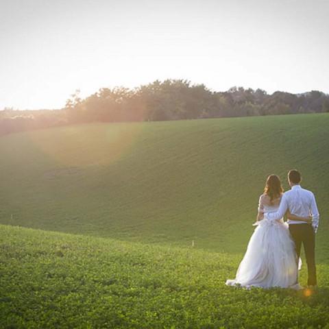 Max & Marika Wedding