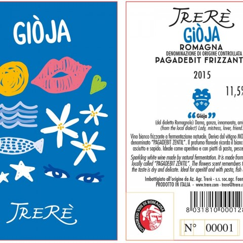 Giòja Label