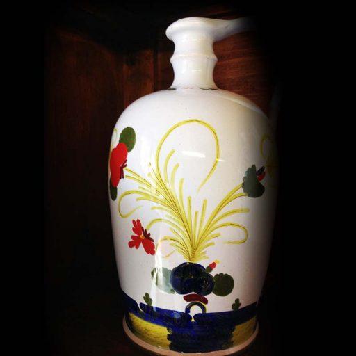Garofano-ceramica-faenza-sangiovese-trere