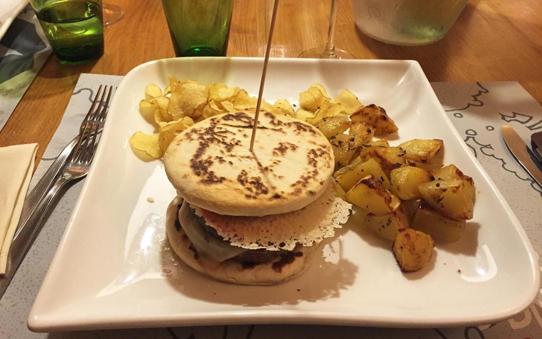 Ultima novità: la Piada Hamburger!
