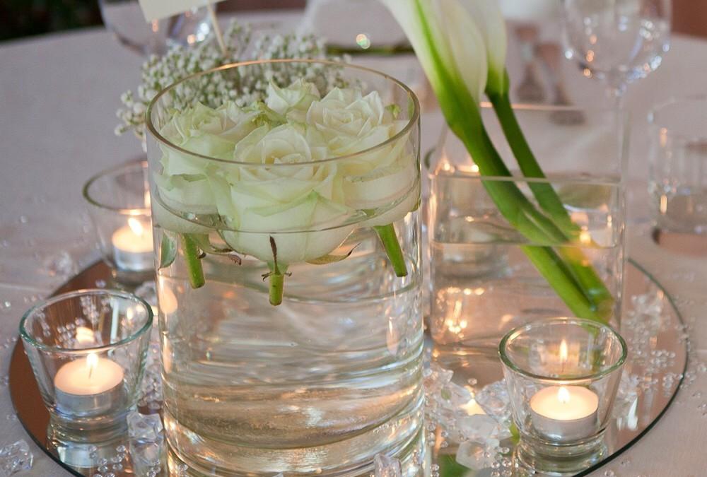 Preferenza Centrotavola per matrimoni | Trere TV27
