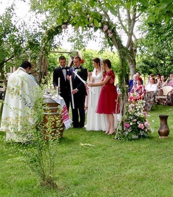 Matrimonio fra le Vigne