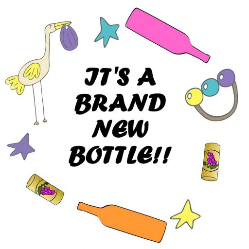 BRAND NEW BOTTLE-TRERè