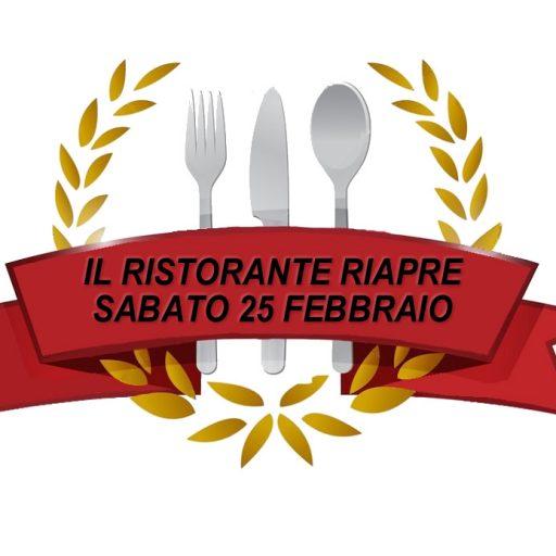 RIAPERTURA RISOTRANTE TRERè
