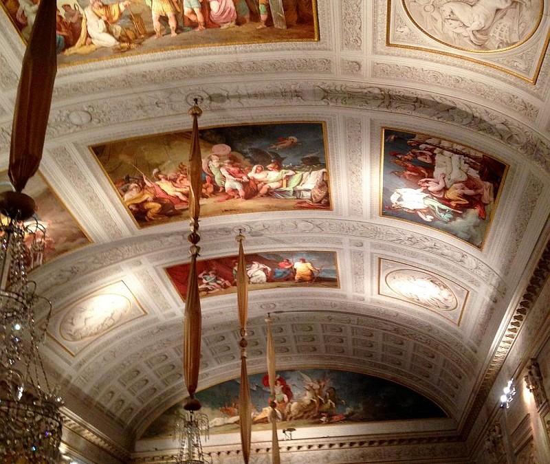 Faenza Neoclassica : palazzo Milzetti
