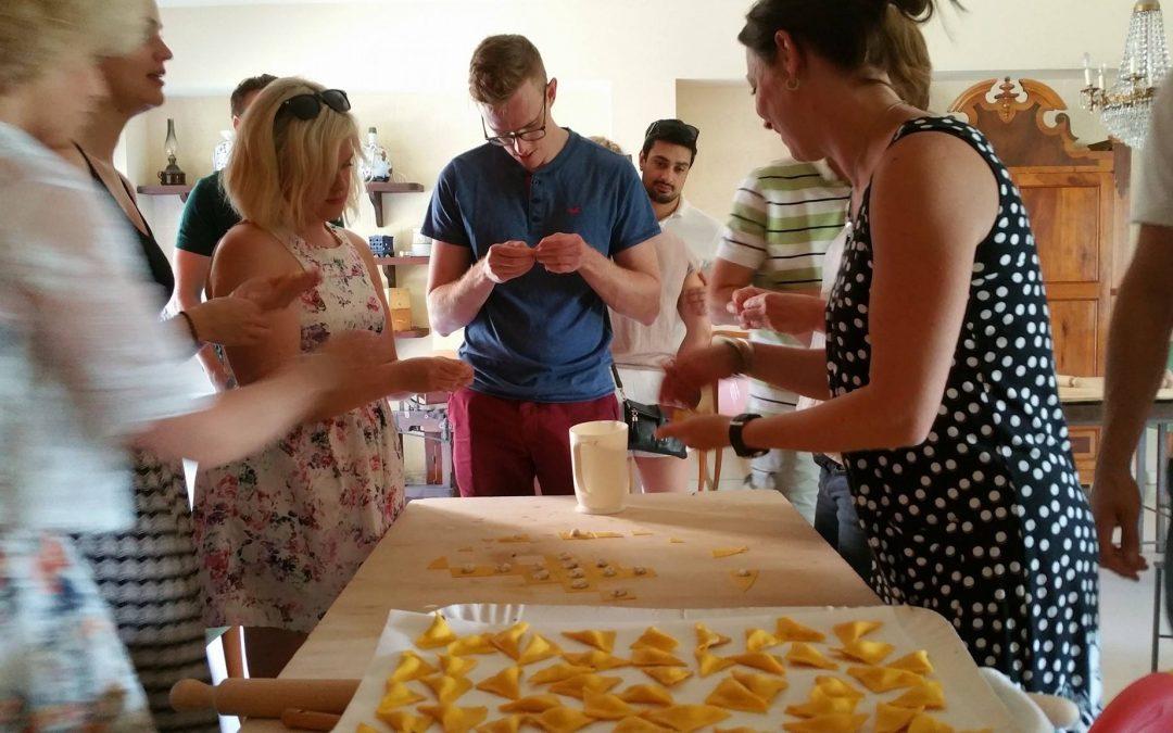 Pasta Made in Romagna