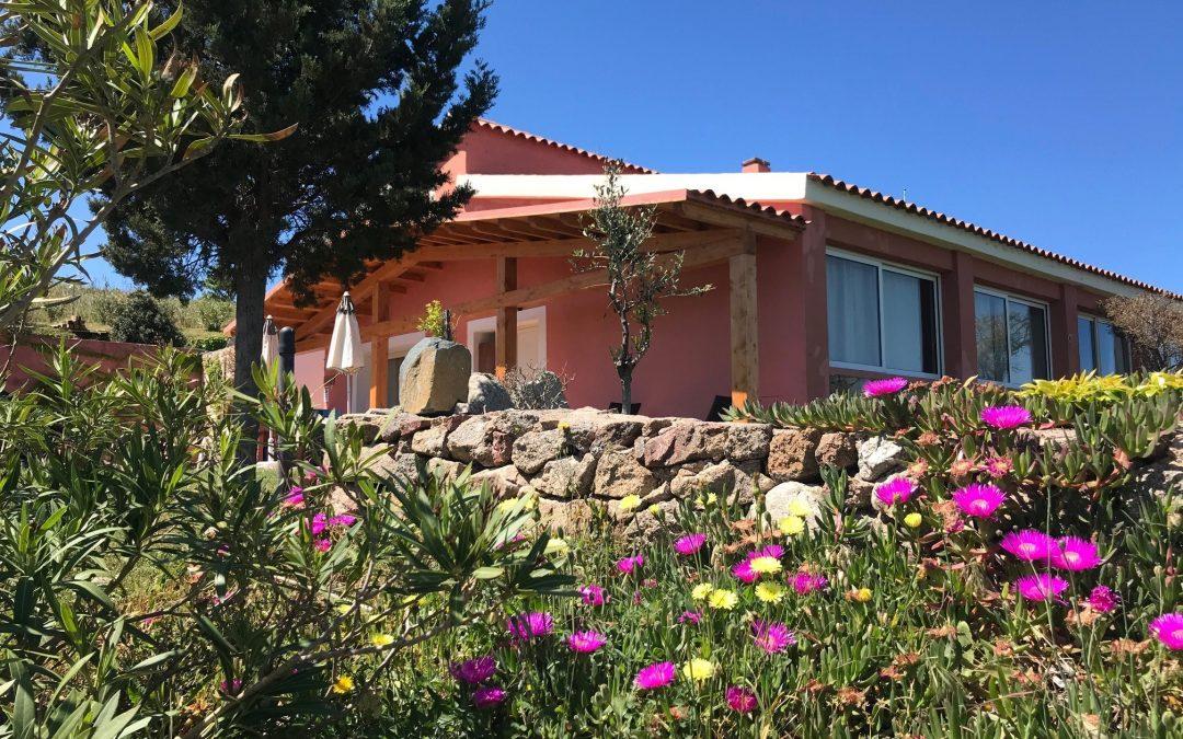 Sardegna :Stazzo la Foci